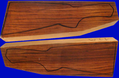 Gunstock Blank – Semifancy Quality