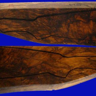 O/U Gunstock Blank – Exhibition Quality