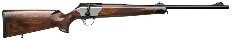 Bolt action rifle made of a forend and a butt stock